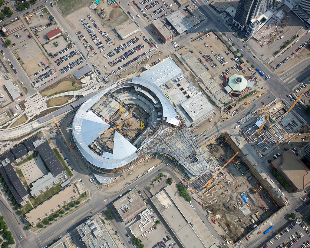 Rogers Place Arena To Obtain Leed Silver Certification