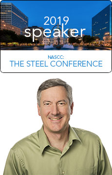 2019 speaker - NASCC The Steel Conference, Tim Holtermann
